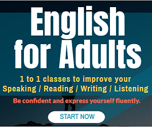 English For Adults